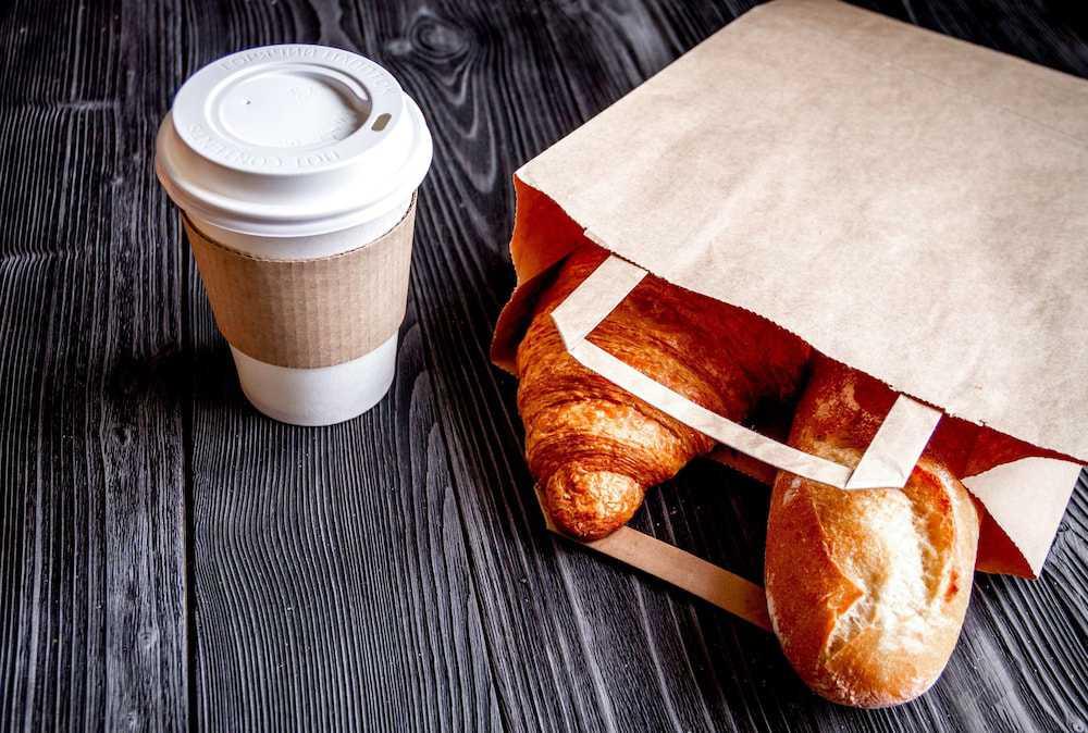 Desayuno y comida