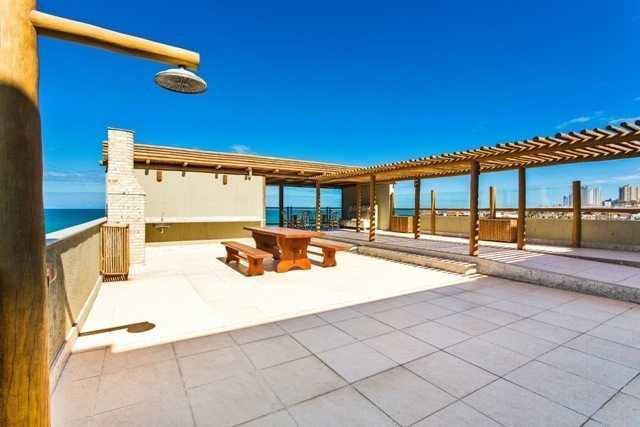 Deck panorâmico ótimo para relaxar e apreciar uma vista maravilhosa!