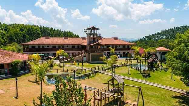 Eco Park Hotel Fazenda Biritiba Mirim Hurb