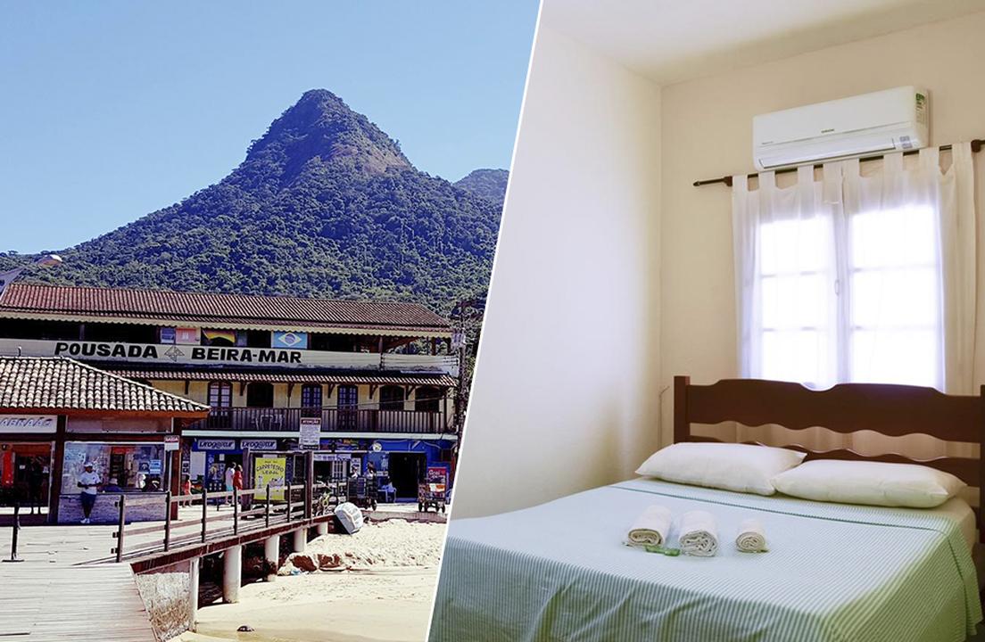 Beira Mar Hostel: Passeio de Barco + Traslado