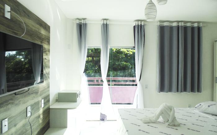 Apartamentos novos e modernos
