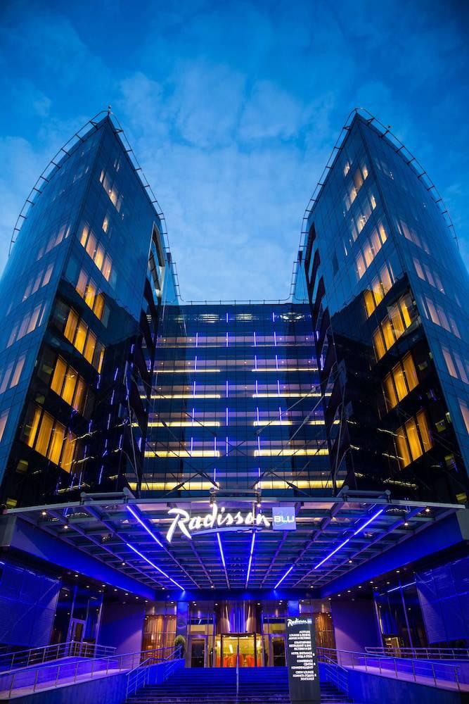 Radisson Blu Hotel, Moscow Sheremetyevo Airport