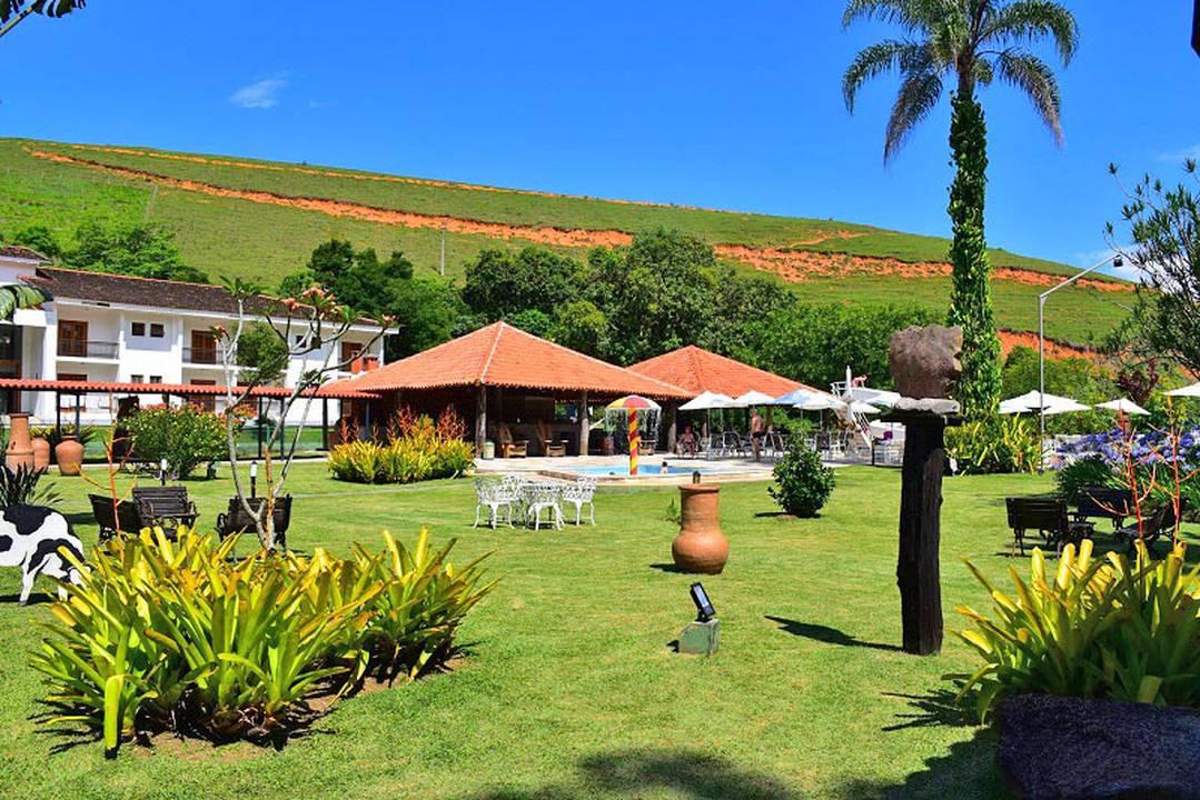 Hotel Fazenda Eco Resort 3 Pinheiros