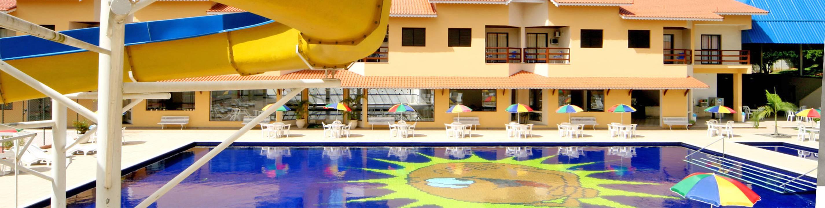 Resort Recanto do Teixeira: All Inclusive