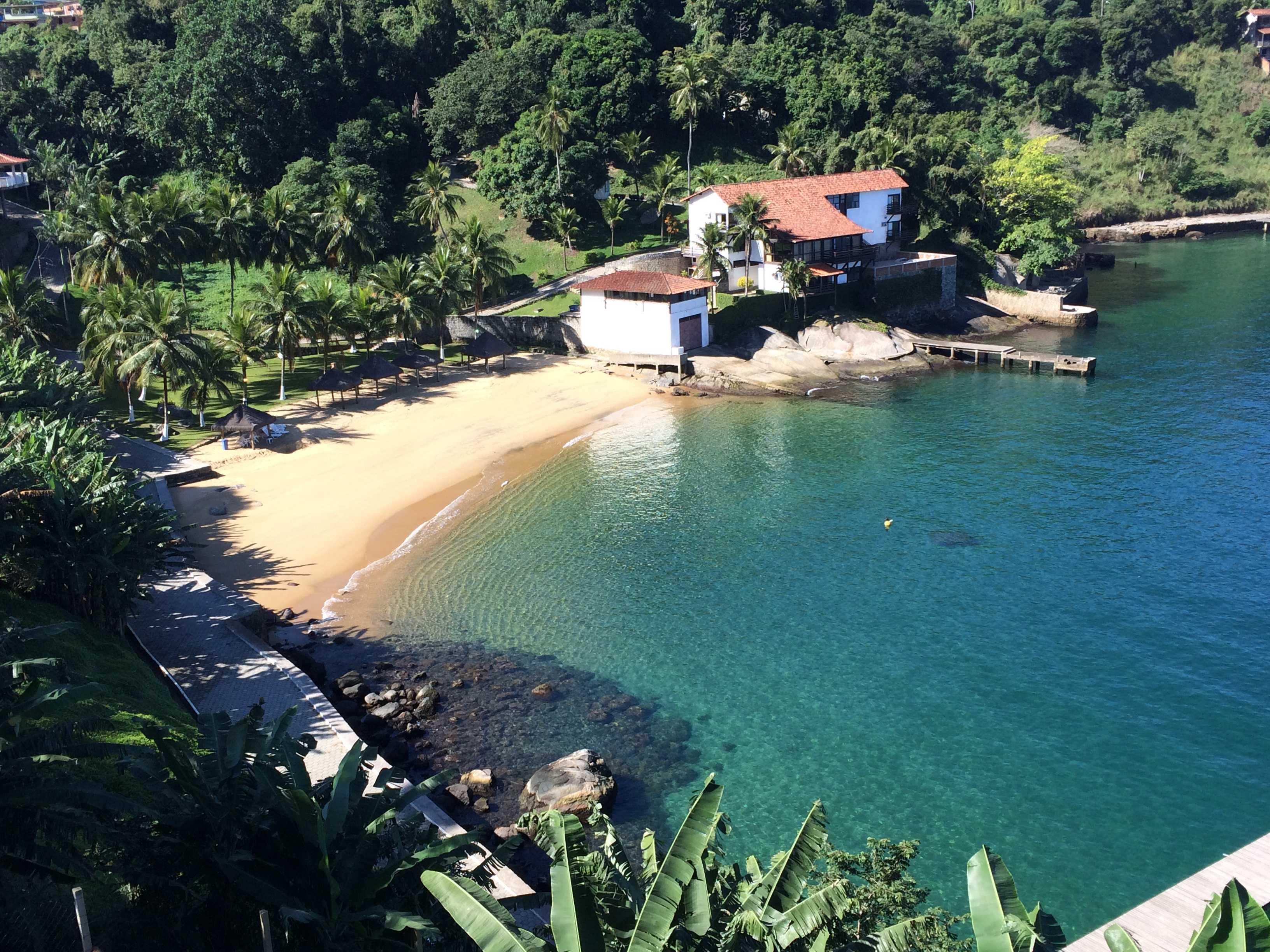 A sua casa da Praia em Angra!