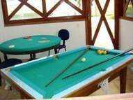 Bilhar e jogos de mesa para seu lazer