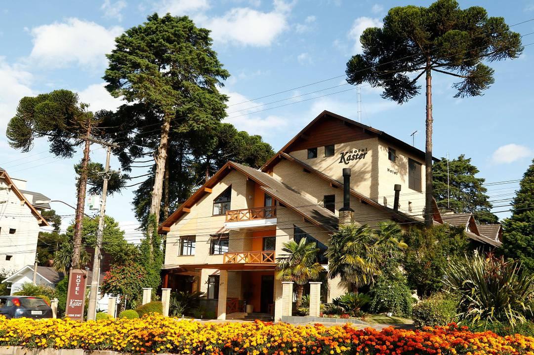 Hotel Pousada Kaster: Pague 3 e Leve 4 de Acordo c/ a Opção Escolhida