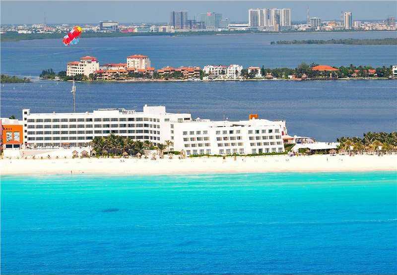 Aerial view of Playa