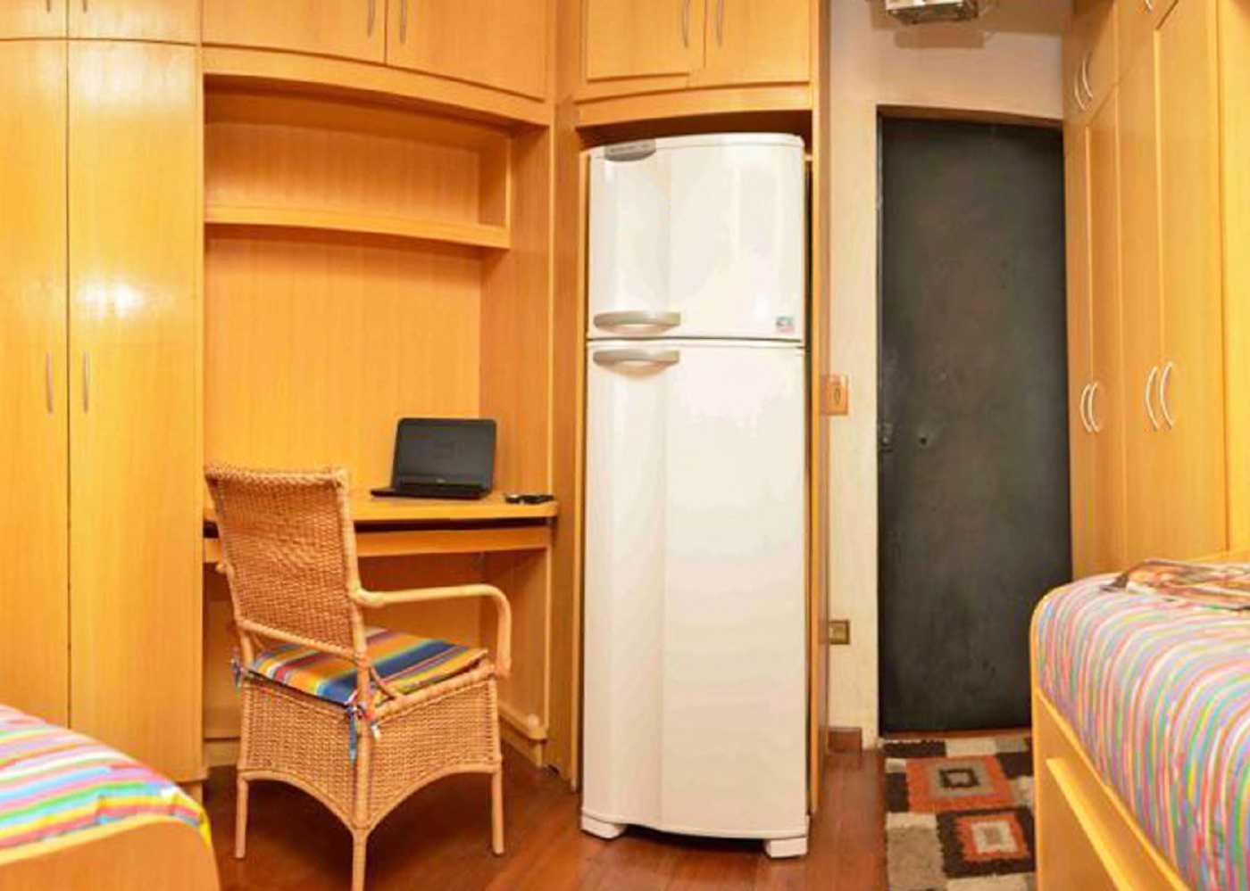 Suite Quintuplo com banheiro privativo