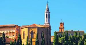 Pacote Toscana (Florença + Pisa + Siena + Pienza)