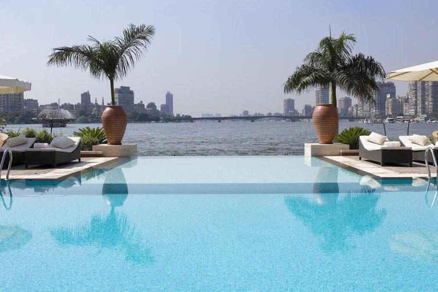 Hotel Sofitel Cairo Nile El Gezirah